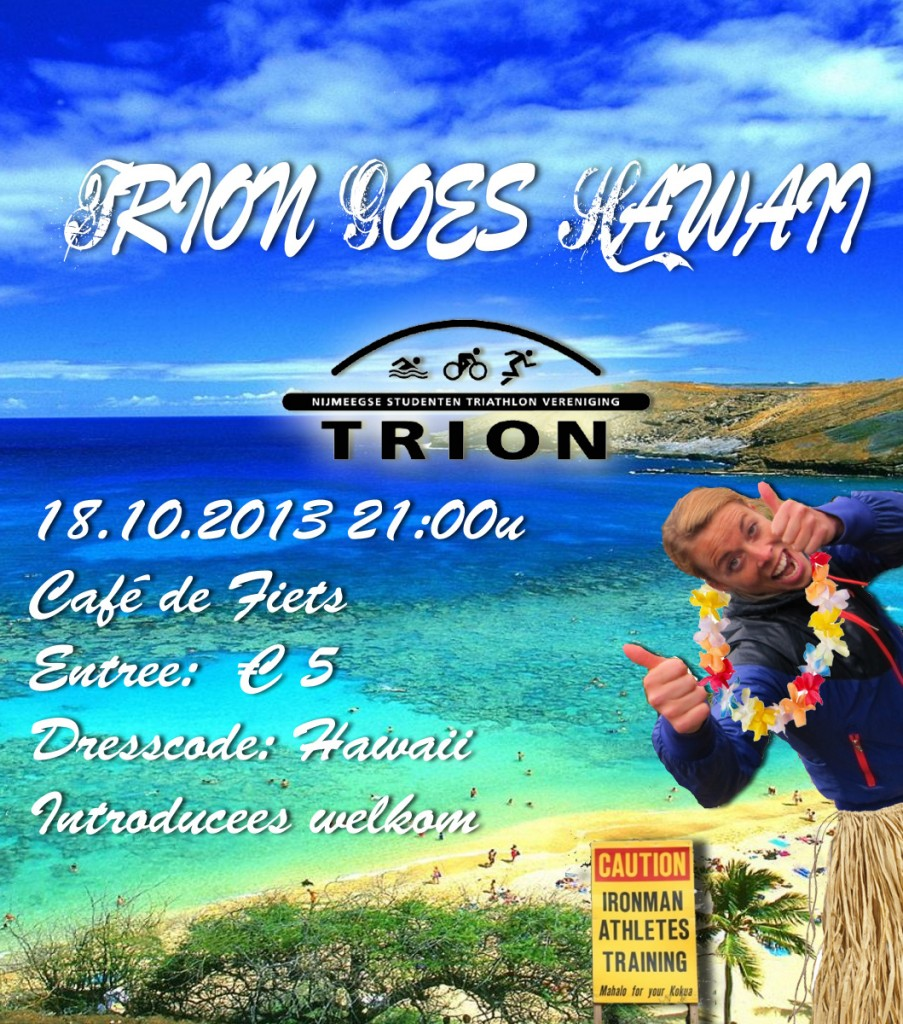 Flyer Trion goes Hawaii