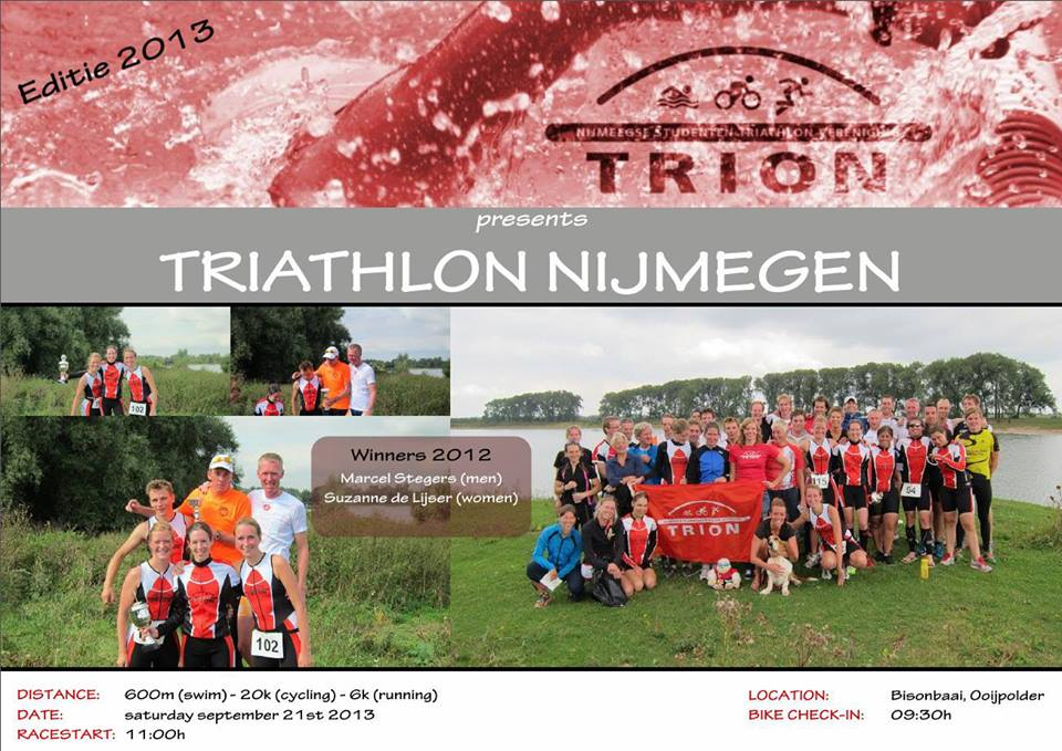 Trion Triathlon flyer