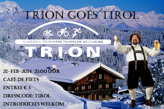 Trion goes Tirol - flyer