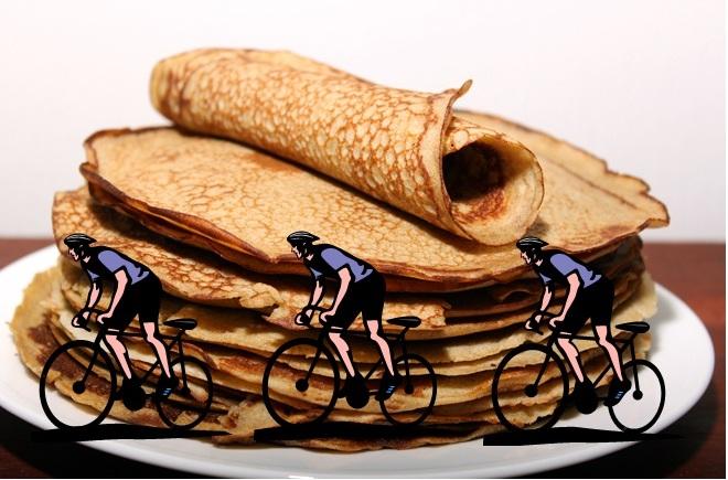 Pannenkoekenfietstocht